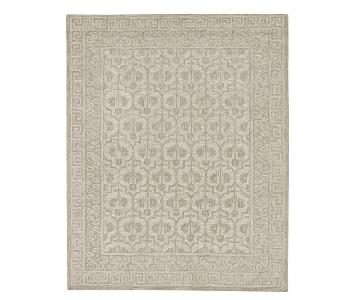 Pottery Barn Braylin Tufted Area Rug