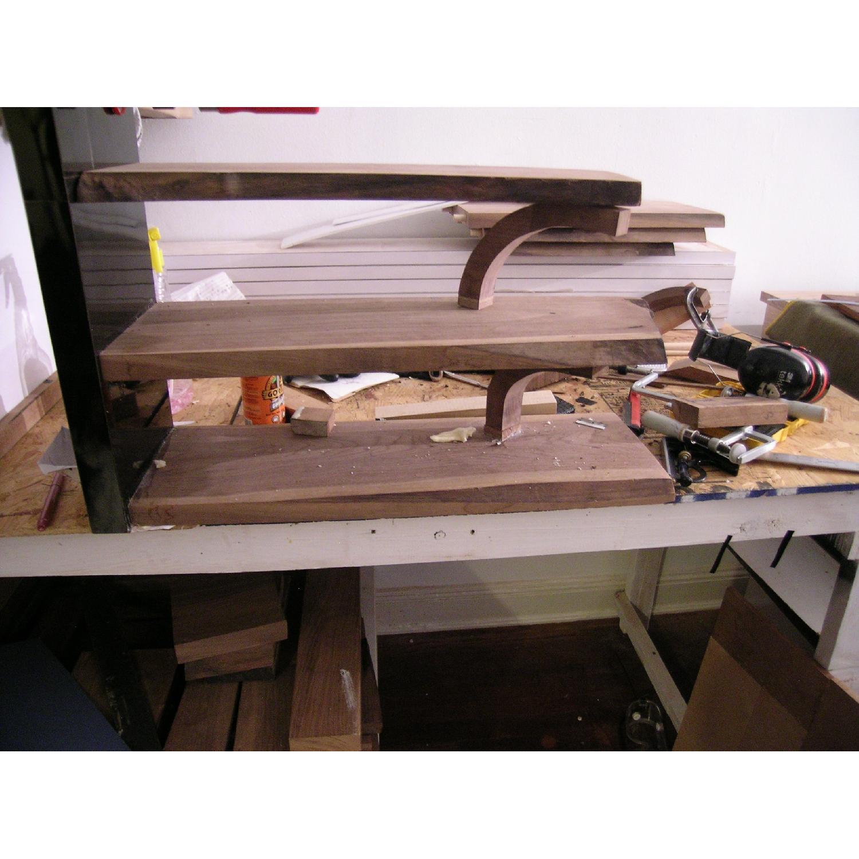 Art Furniture Live Edge 6-Tier Walnut Shelves-3