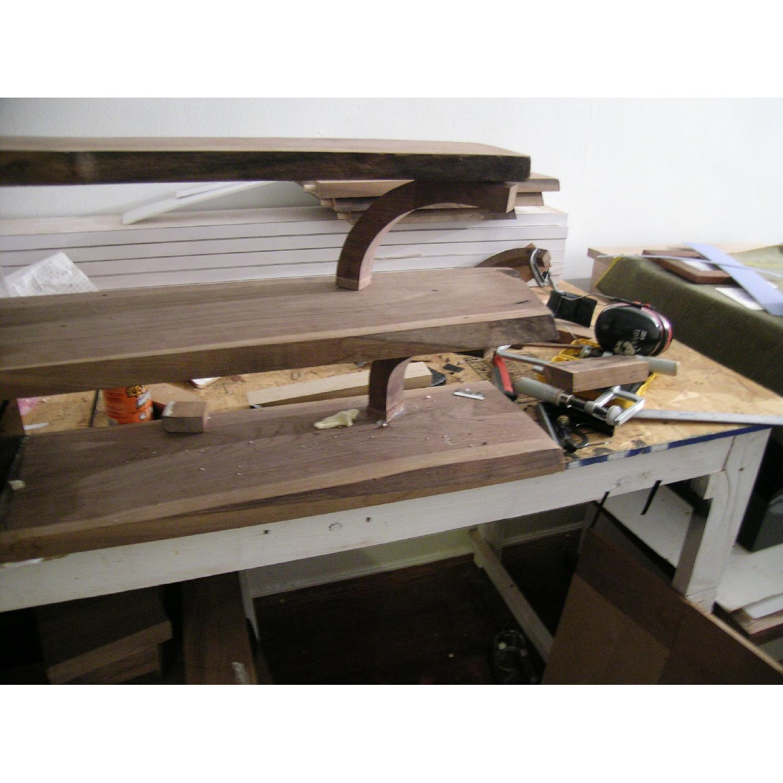 Art Furniture Live Edge 6-Tier Walnut Shelves-4