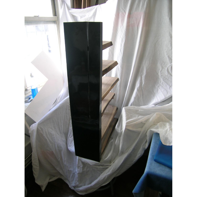 Art Furniture Live Edge 6-Tier Walnut Shelves-5