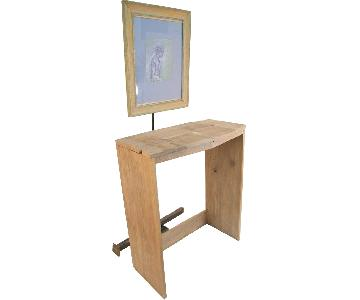 M1 Podium Console Mosaic Top Table Stand