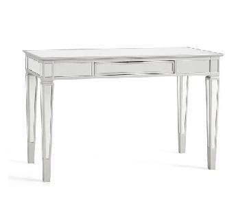 Pottery Barn Park Mirrored Desk