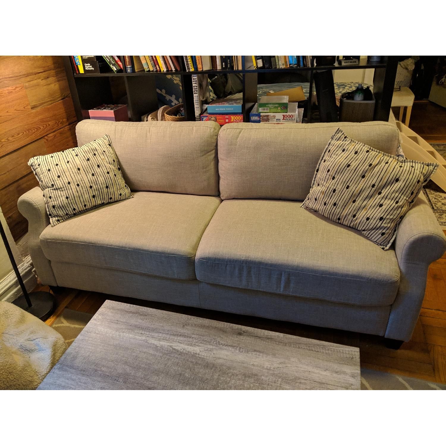 Zinus Josh Traditional Sofa-1