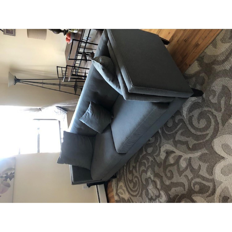 Macy's Grey Sofa-1