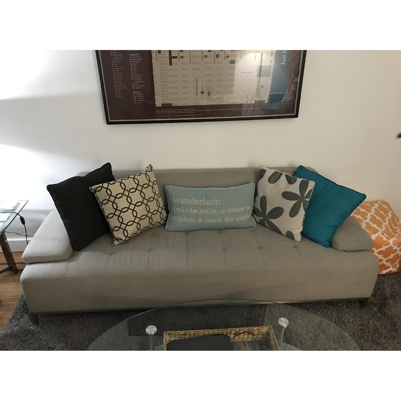 Gus Modern Gray Fabric Sofa-0