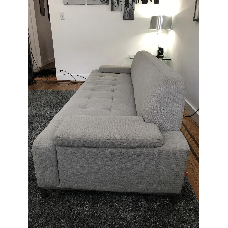 Gus Modern Gray Fabric Sofa-1