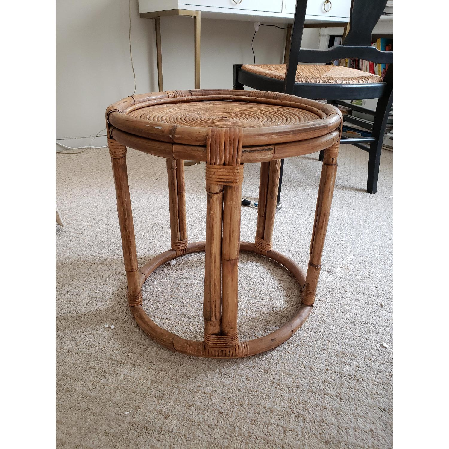 Bamboo Side Tables-1