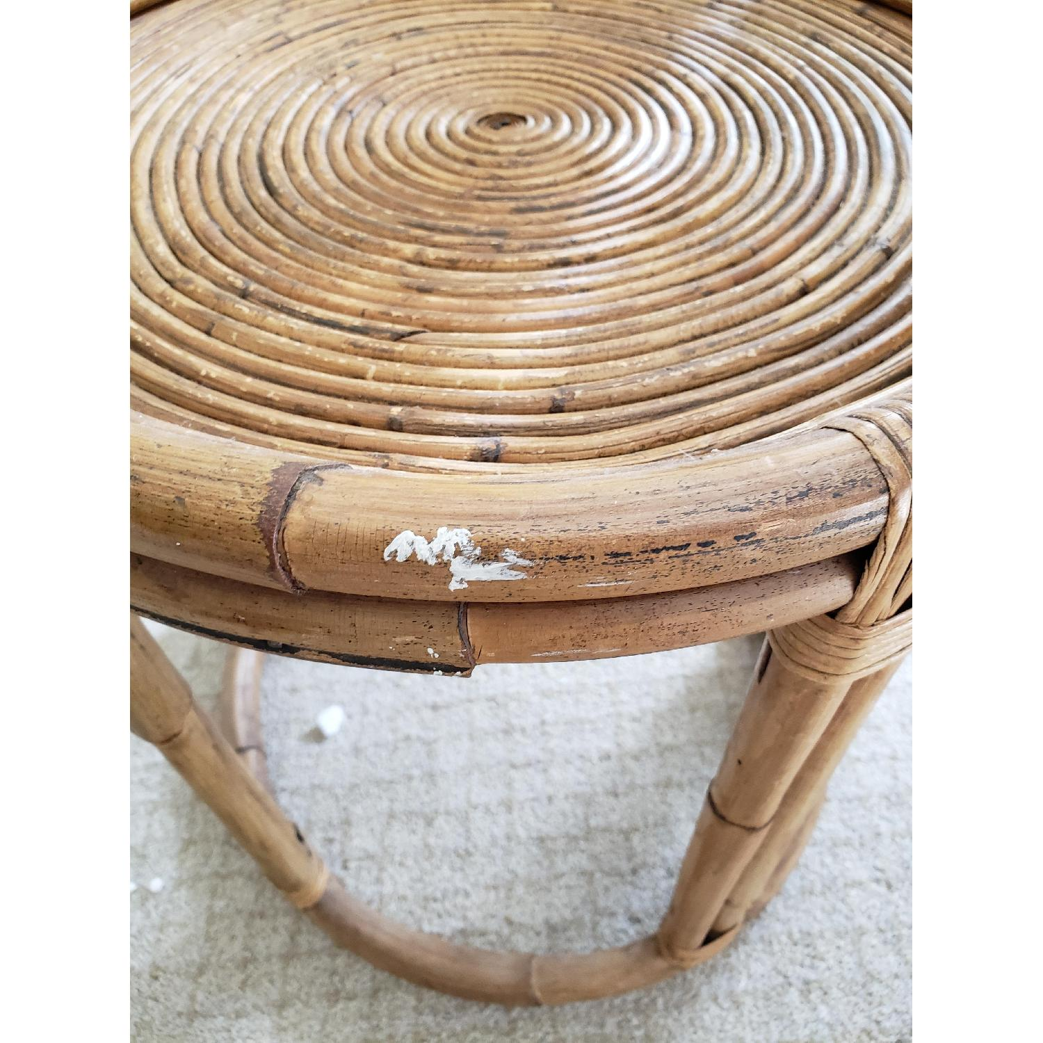 Bamboo Side Tables-2