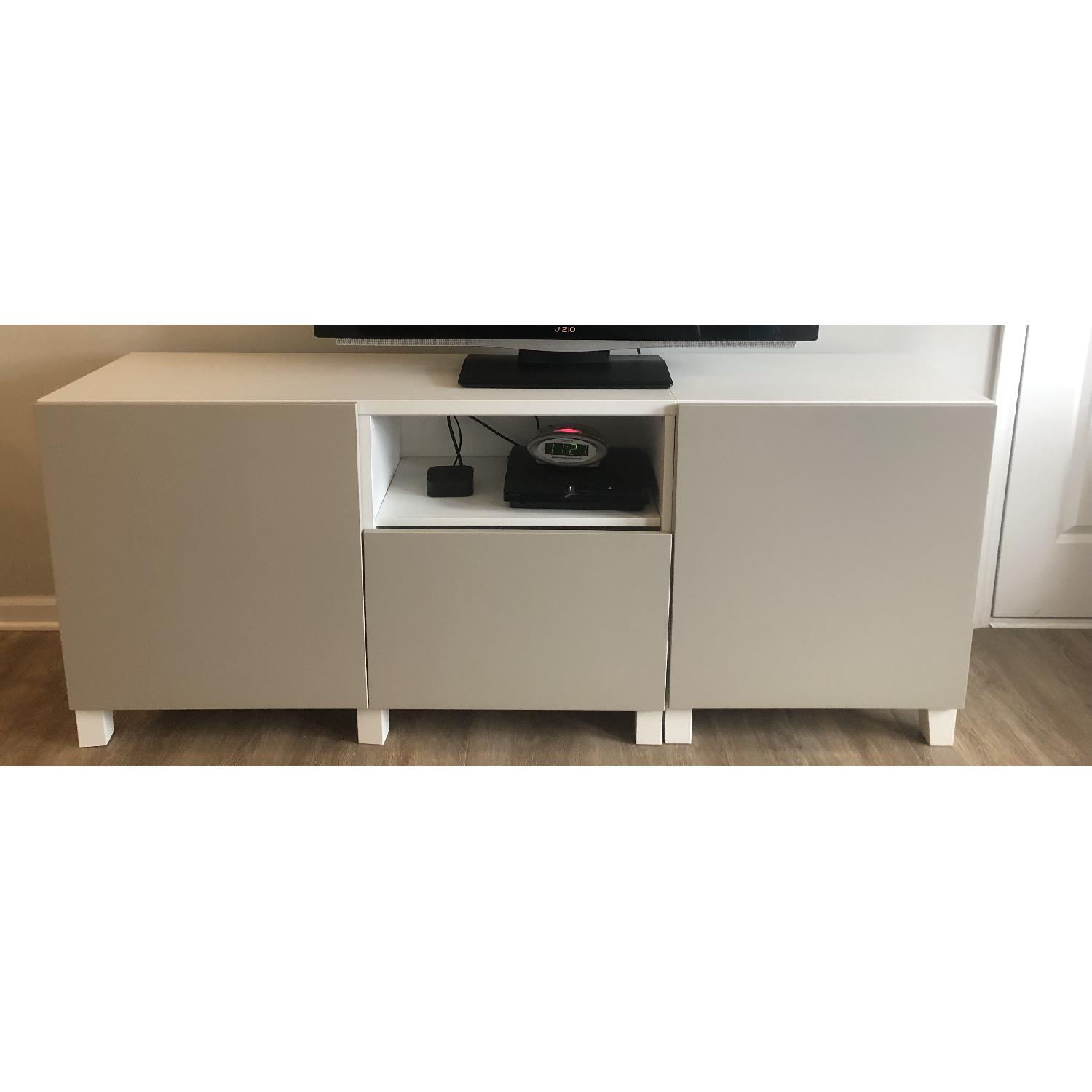 Ikea Besta TV Unit w/ Storage-0