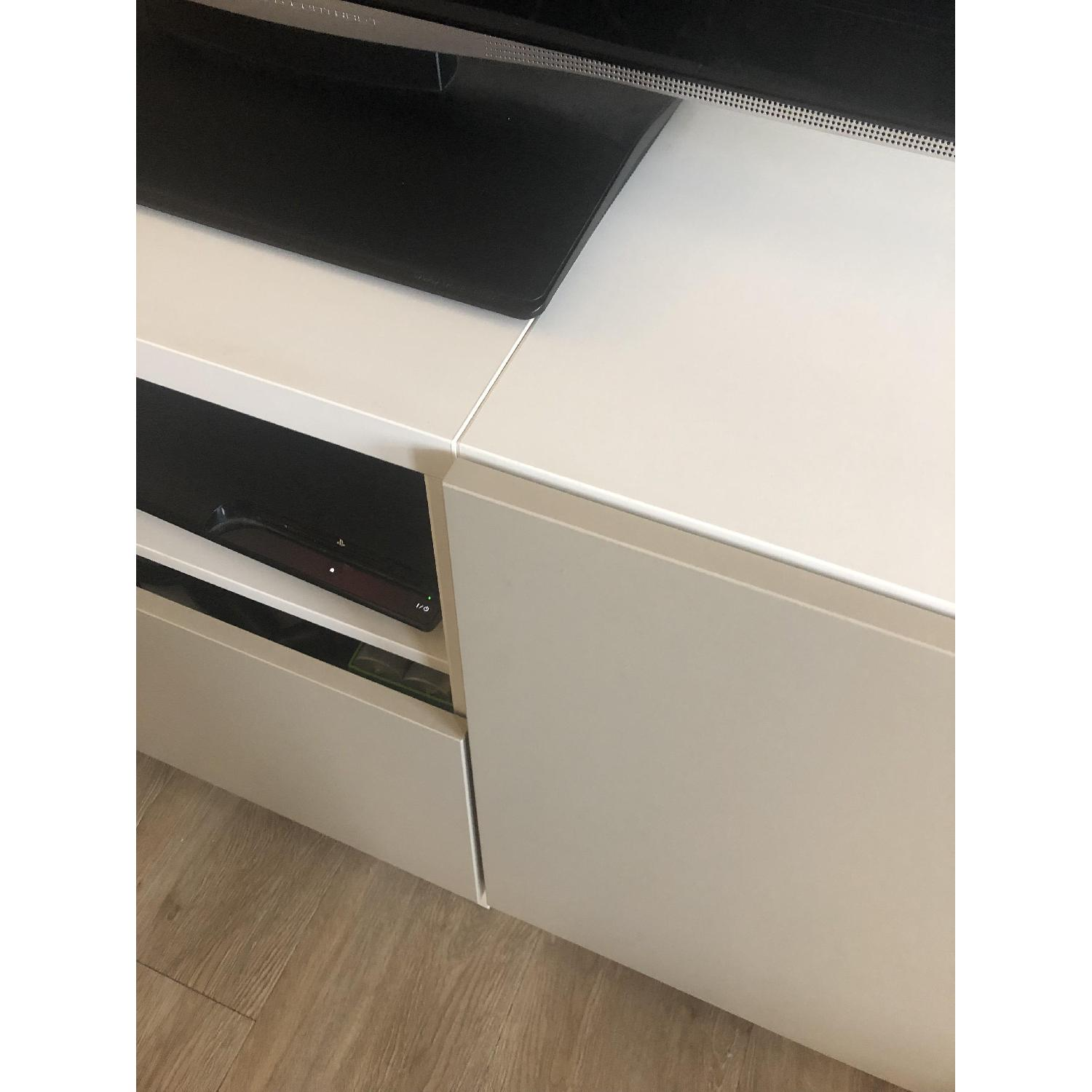Ikea Besta TV Unit w/ Storage-2