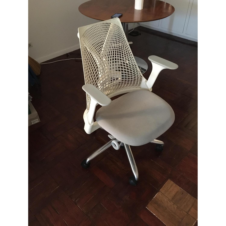 Herman Miller Sayl Office Chair w/ Chrome Base-0