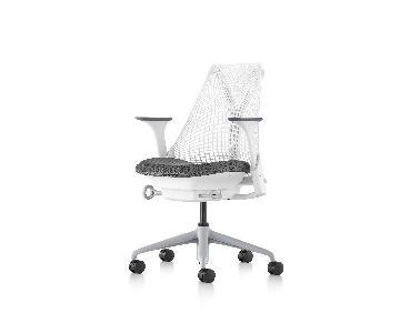 Herman Miller Sayl Office Chair w/ Chrome Base