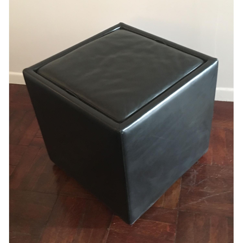 Design Within Reach Nexus Black Storage Cube-0