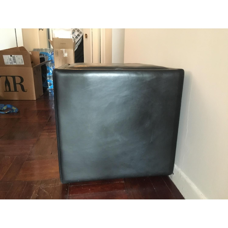 Design Within Reach Nexus Black Storage Cube-1