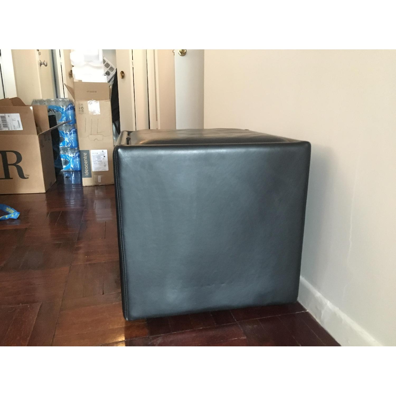 Design Within Reach Nexus Black Storage Cube-2