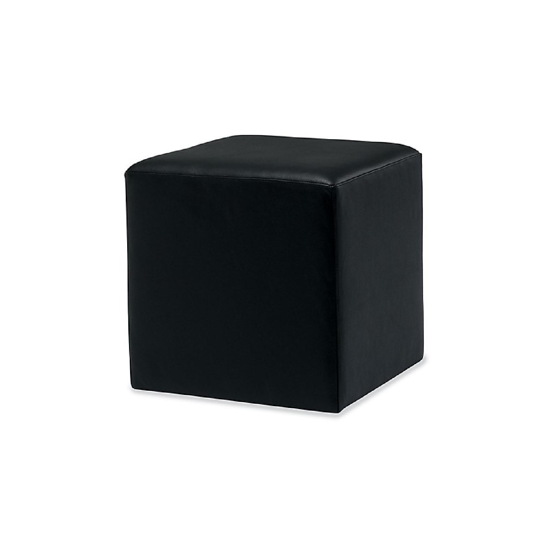 Design Within Reach Nexus Black Storage Cube