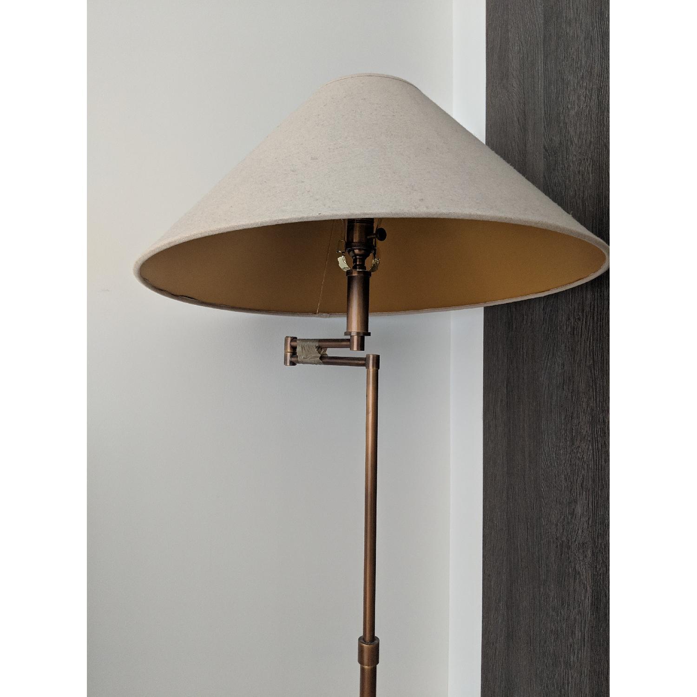 Restoration Hardware Classic Candlestick Floor Lamp-2