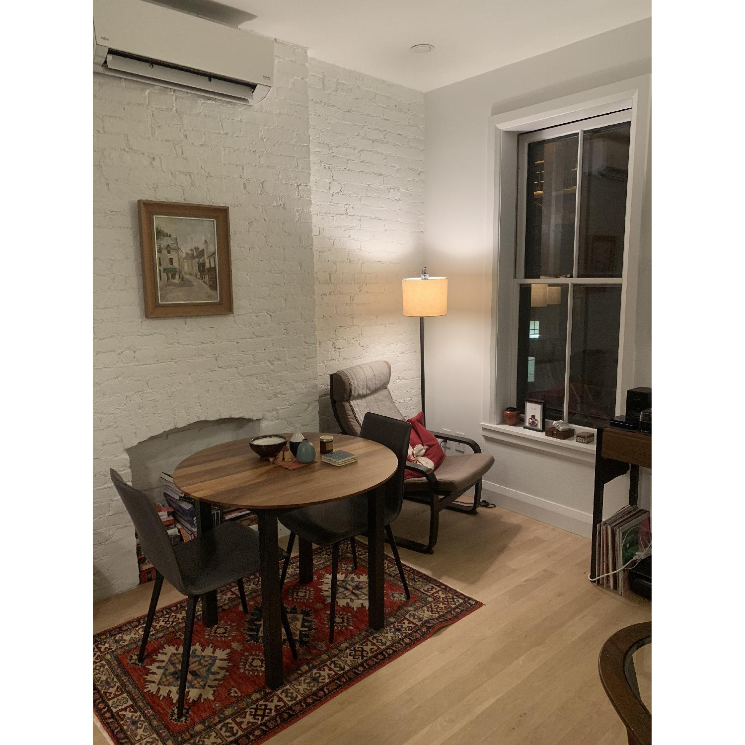 Room & Board Parsons Round Dining Table-1