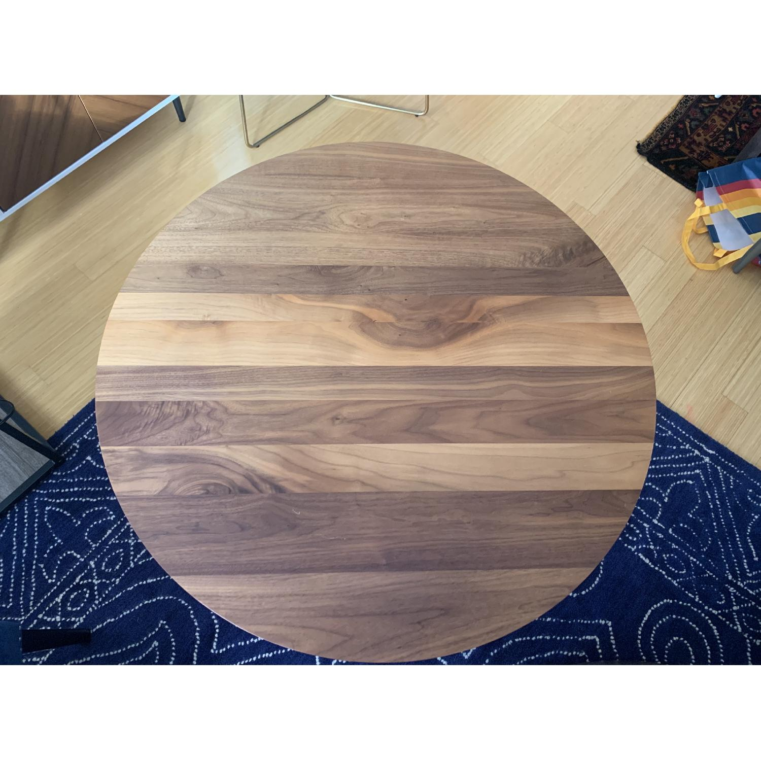 Room & Board Parsons Round Dining Table-3
