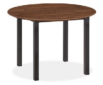 Room & Board Parsons Round Dining Table