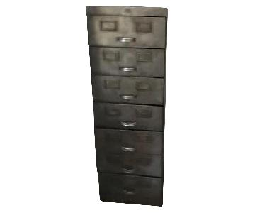 ABC Carpet and Home Wrought Iron Dresser