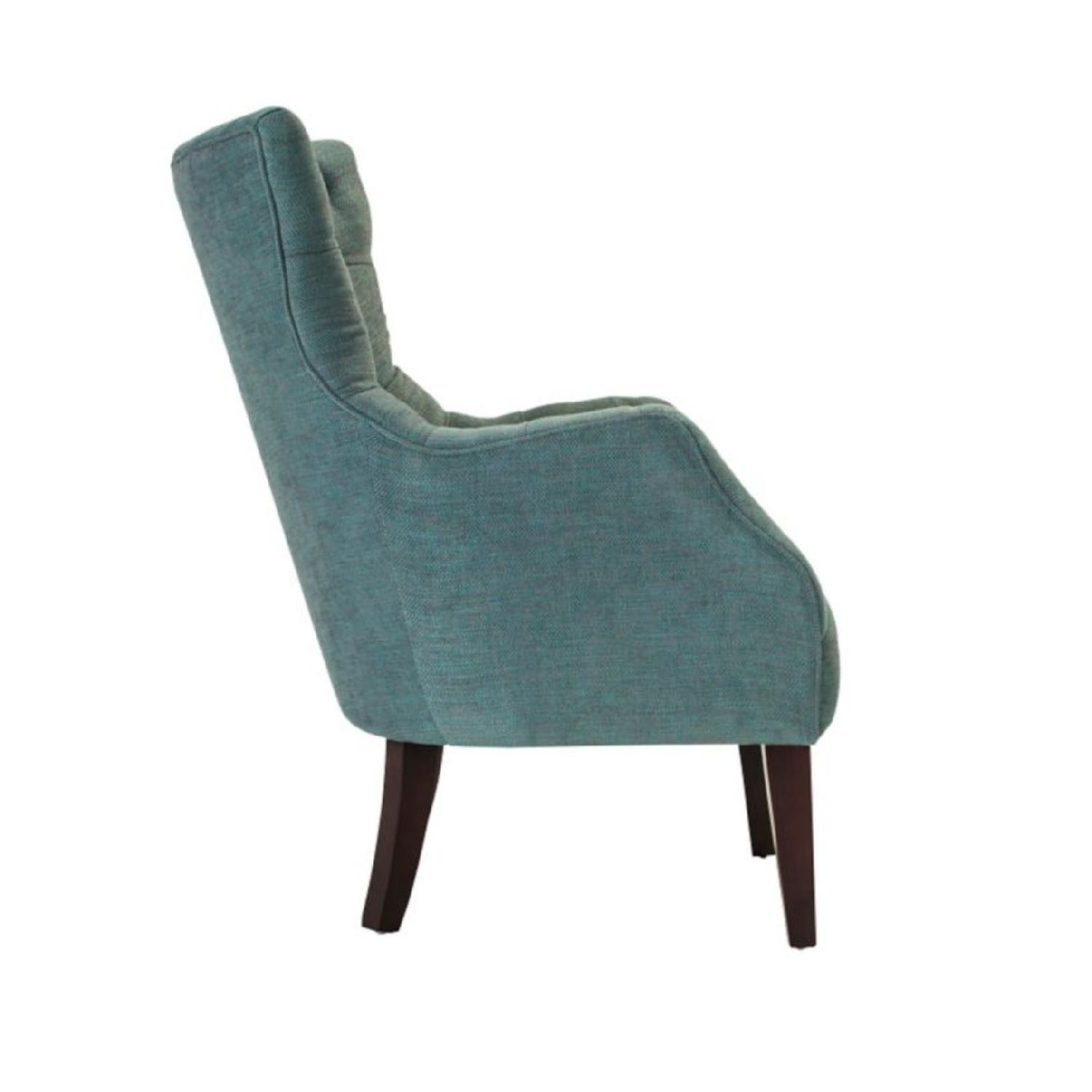 Raymour & Flanigan Angora Chenille Accent Chair-1