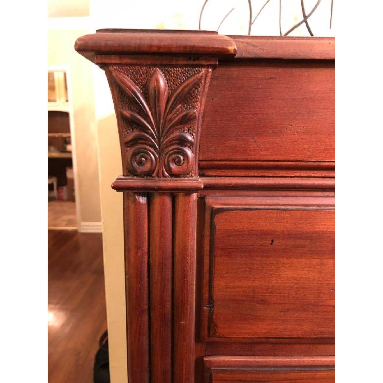 Ethan Allen Ginger Tall Dresser-3