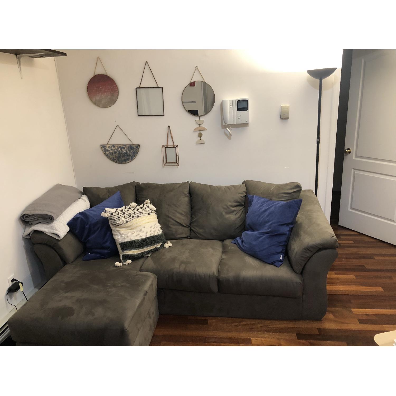 Alcott Hill Huntsville Reversible Sectional Sofa-0