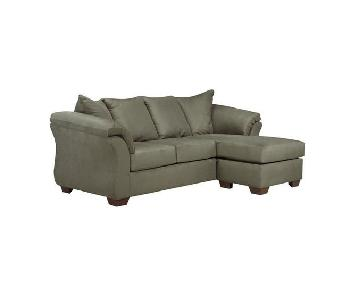 Alcott Hill Huntsville Reversible Sectional Sofa