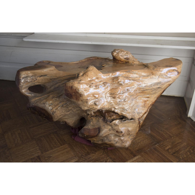 Chinese Tree Root Tea Table-2
