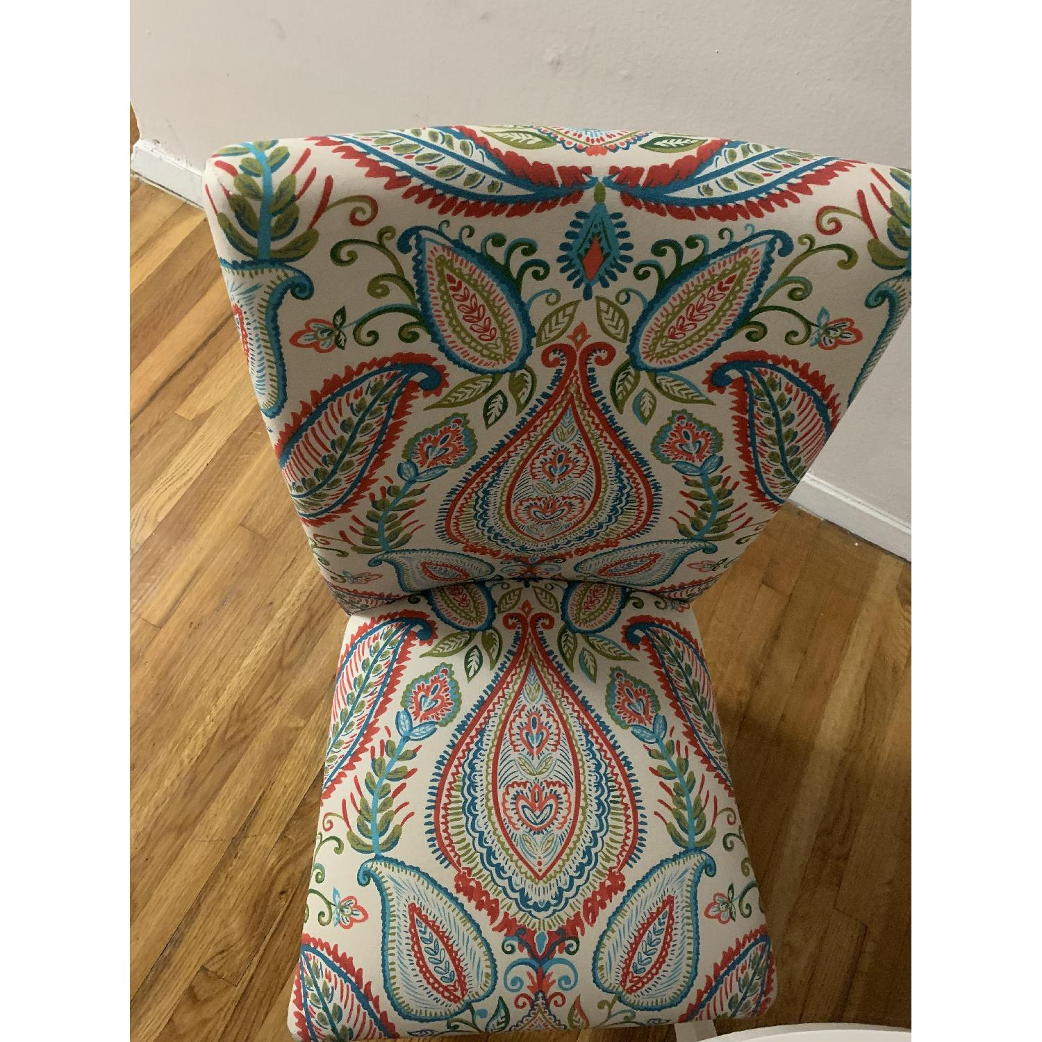 Target Floral Accent Chair-2