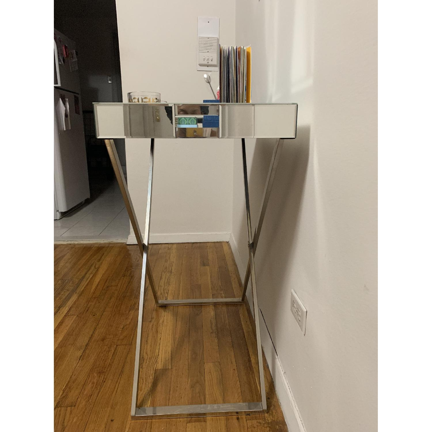 West Elm Butler Tray w/ Stand-2