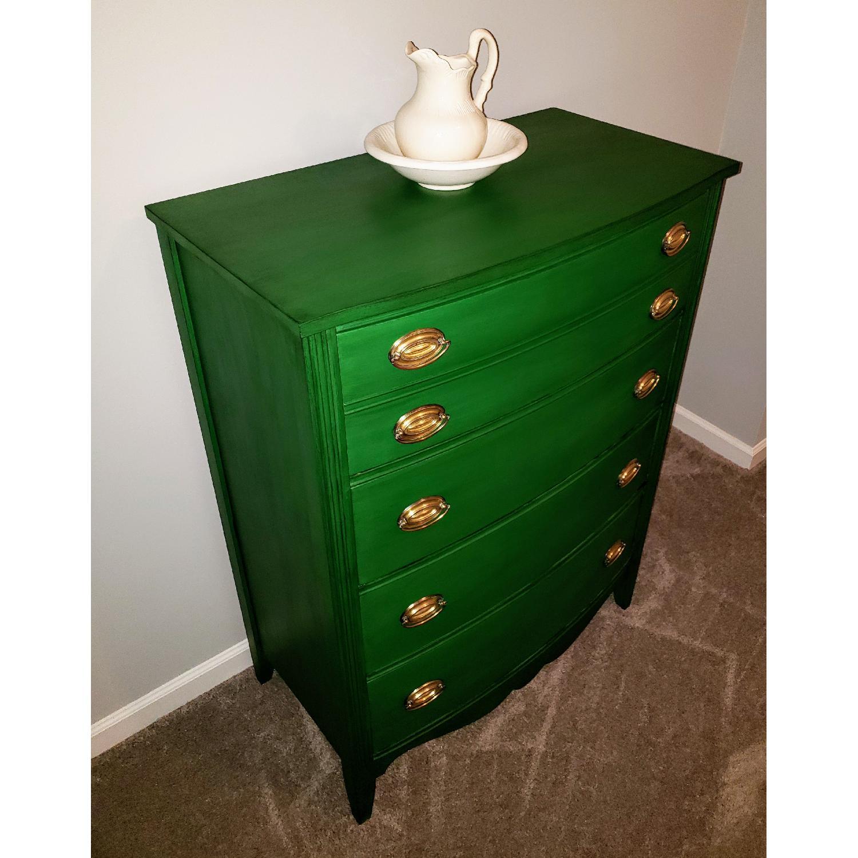 Vintage Federal Style Dresser-1