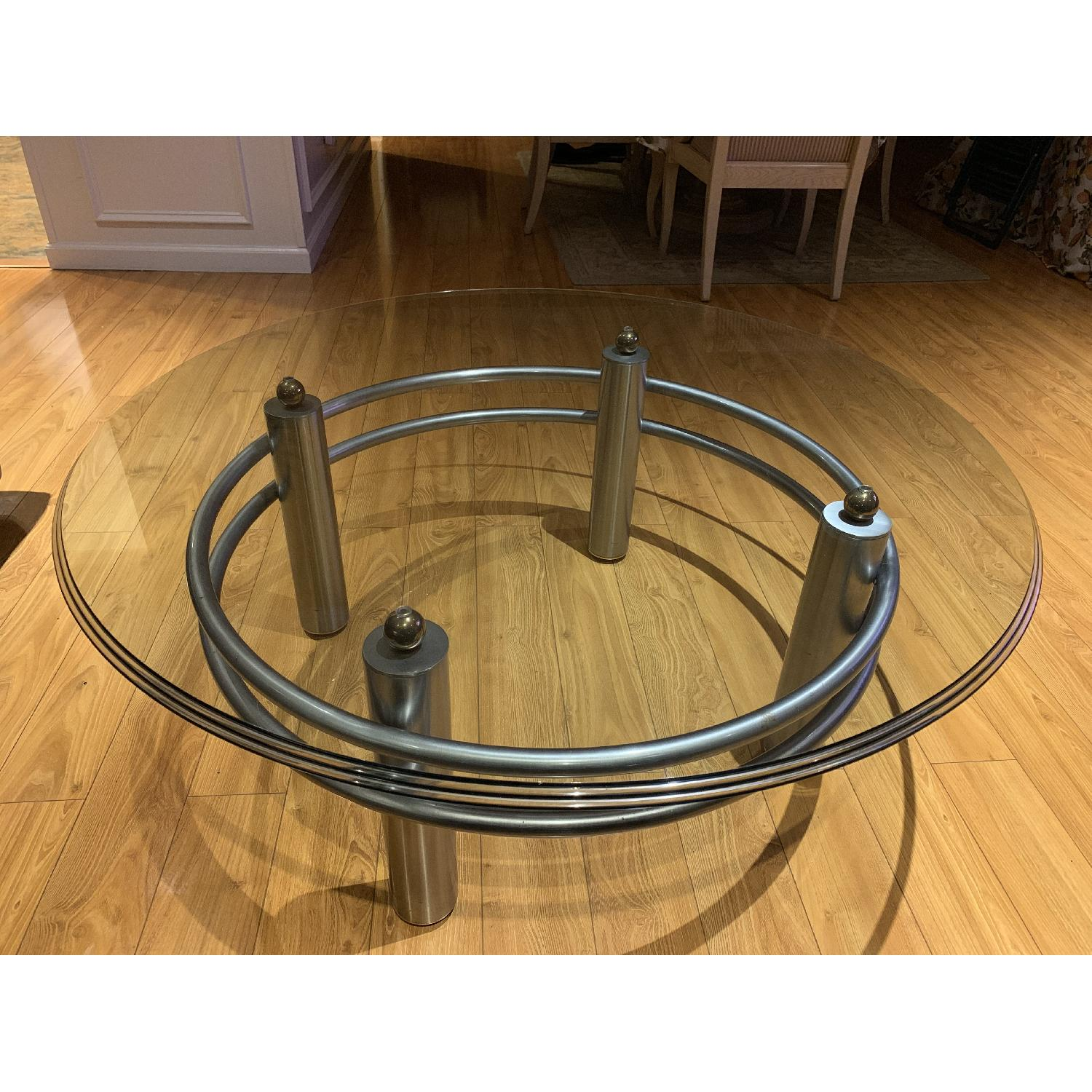 Bernhardt Contemporary Round Cocktail Table-3