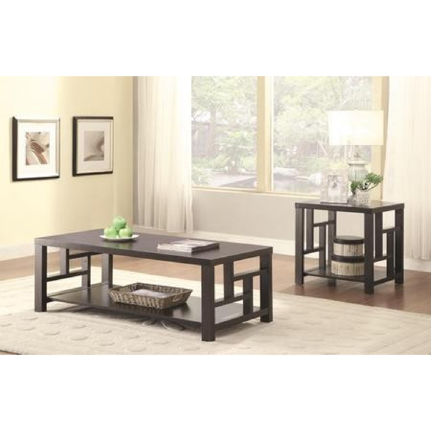 Cappucino Asian Style Coffee Table-0