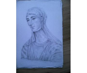 Classical Fine Art Drawing from Life