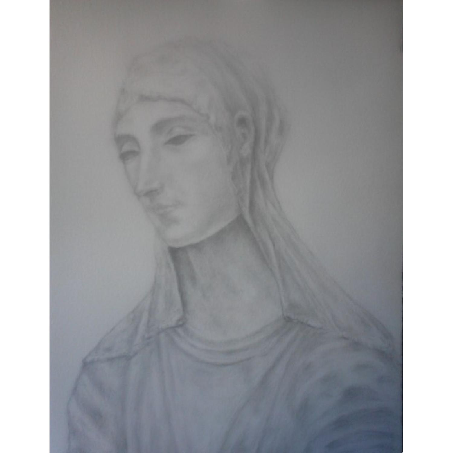 Classical Fine Art Drawing from Life-1