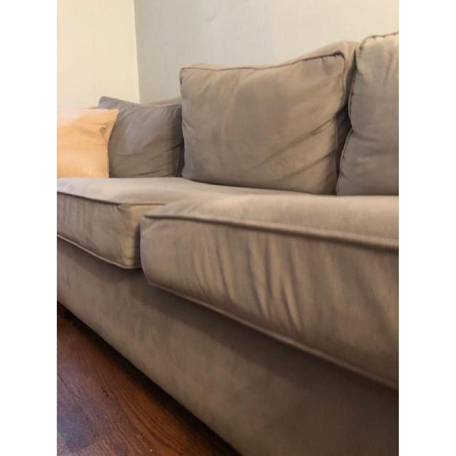 West Elm Henry 2-Piece Chaise Sectional Sofa-2