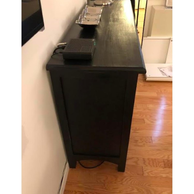 Black Wood Dresser-2