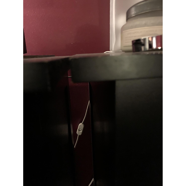 Room & Board Lasalle Black Solid Wood 5-Drawer Dresser-3