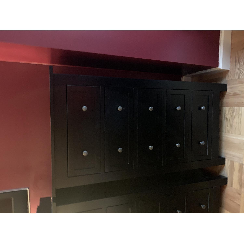 Room & Board Lasalle Black Solid Wood 5-Drawer Dresser-4