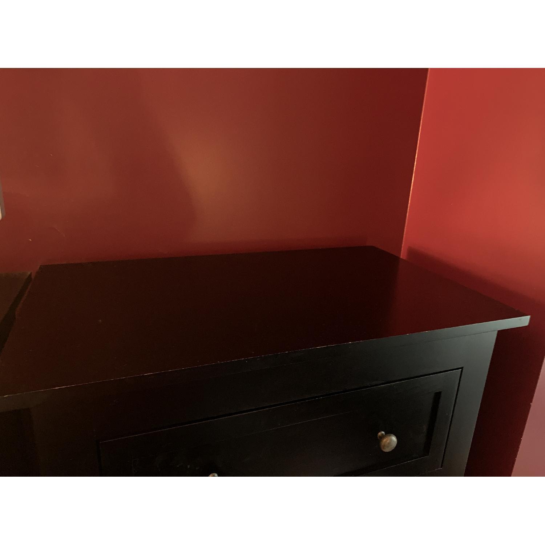 Room & Board Lasalle Black Solid Wood 5-Drawer Dresser-6