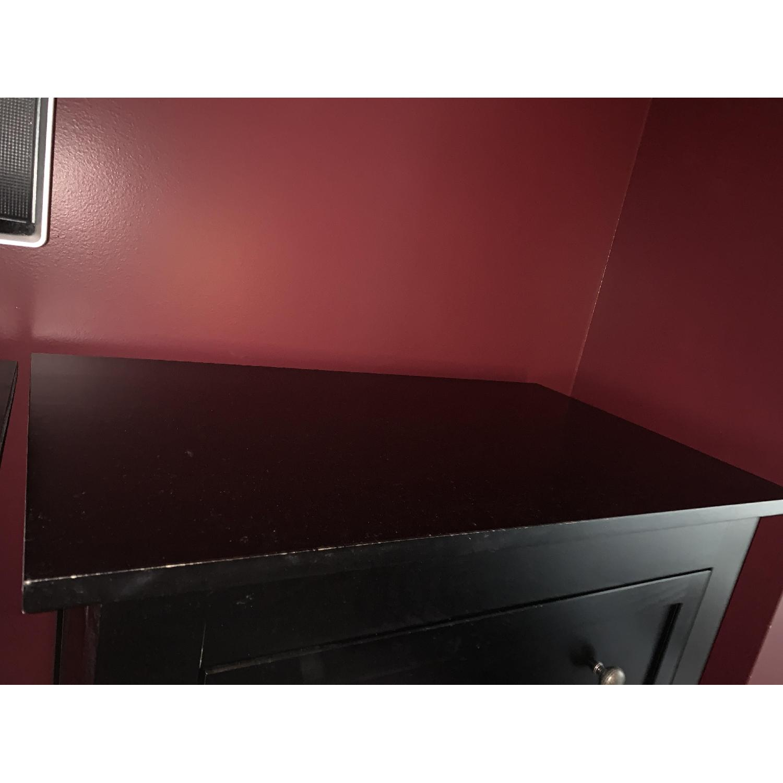 Room & Board Lasalle Black Solid Wood 5-Drawer Dresser-7