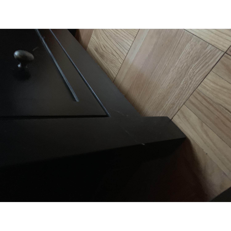 Room & Board Lasalle Black Solid Wood 5-Drawer Dresser-13