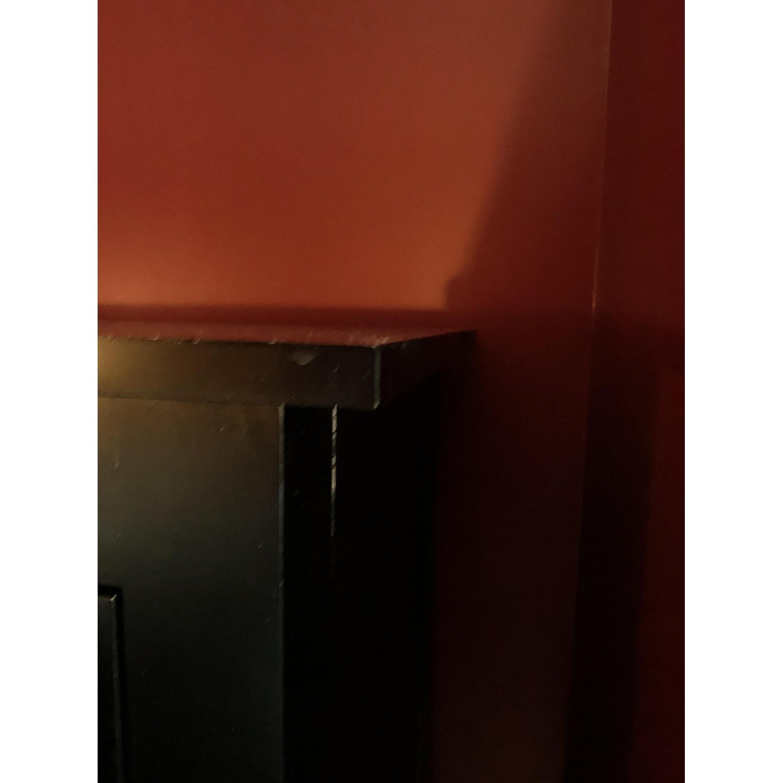 Room & Board Lasalle Black Solid Wood 5-Drawer Dresser-15