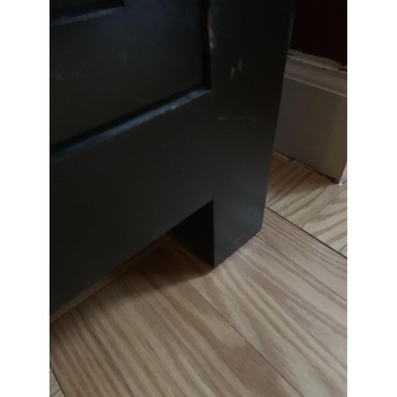 Room & Board Lasalle Black Solid Wood 5-Drawer Dresser-17