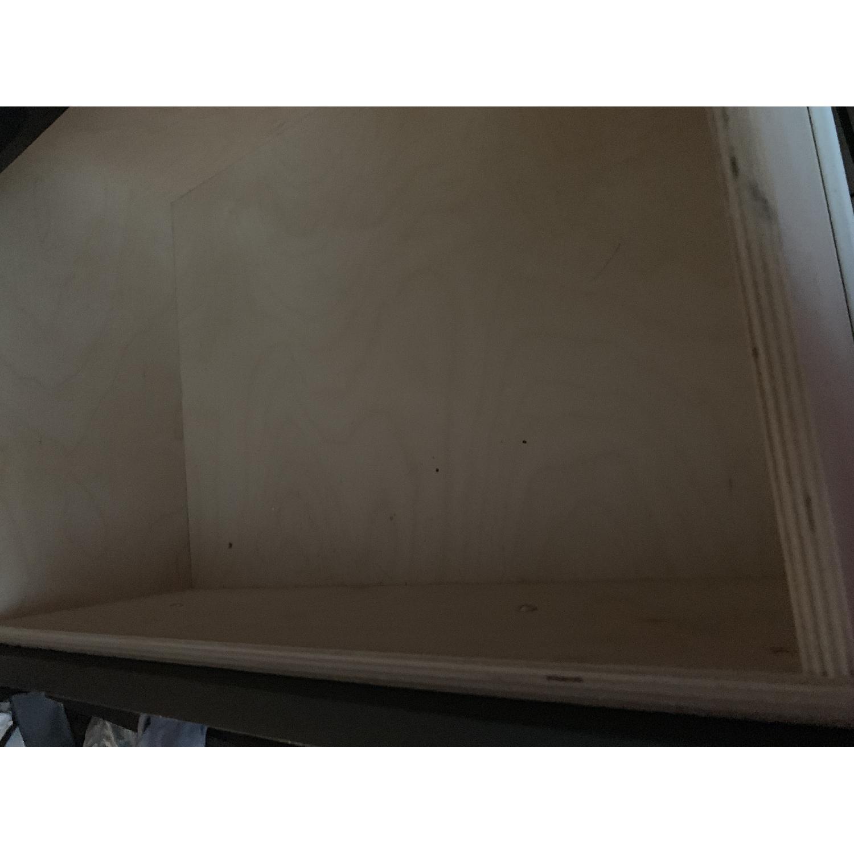 Room & Board Lasalle Black Solid Wood 5-Drawer Dresser-21