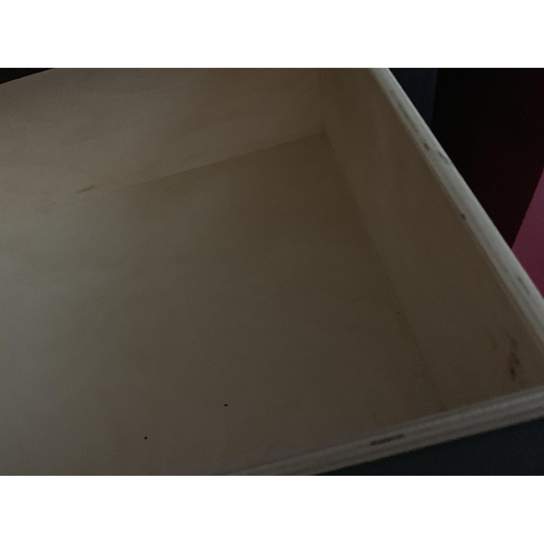 Room & Board Lasalle Black Solid Wood 5-Drawer Dresser-22