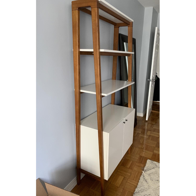 West Elm Modern Cabinet Bookcase-2