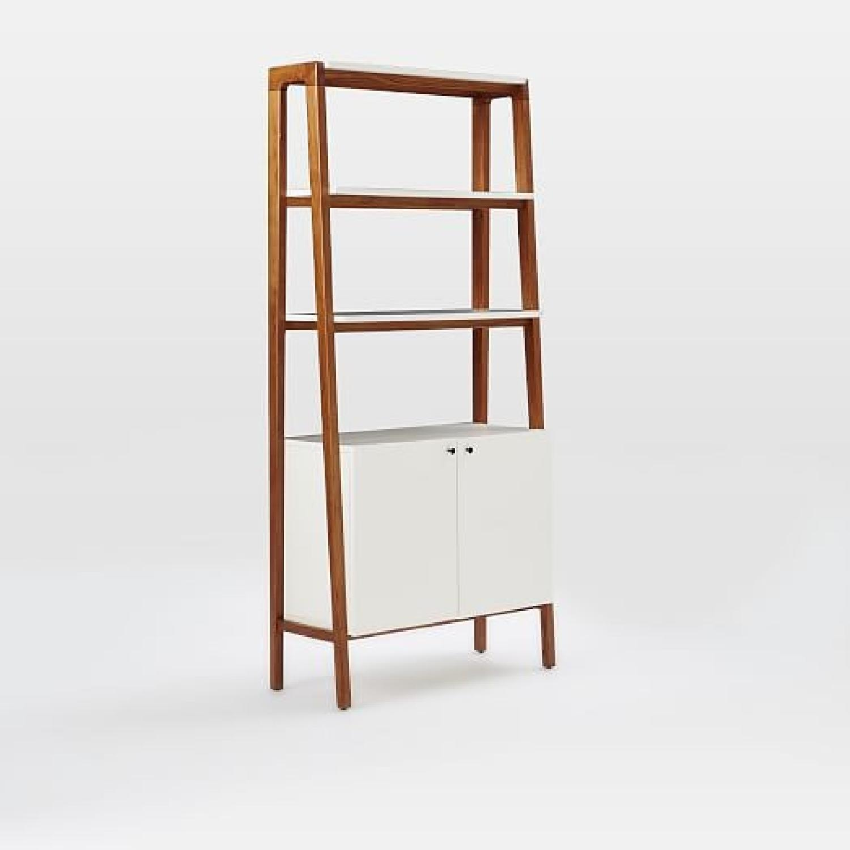 West Elm Modern Cabinet Bookcase-5
